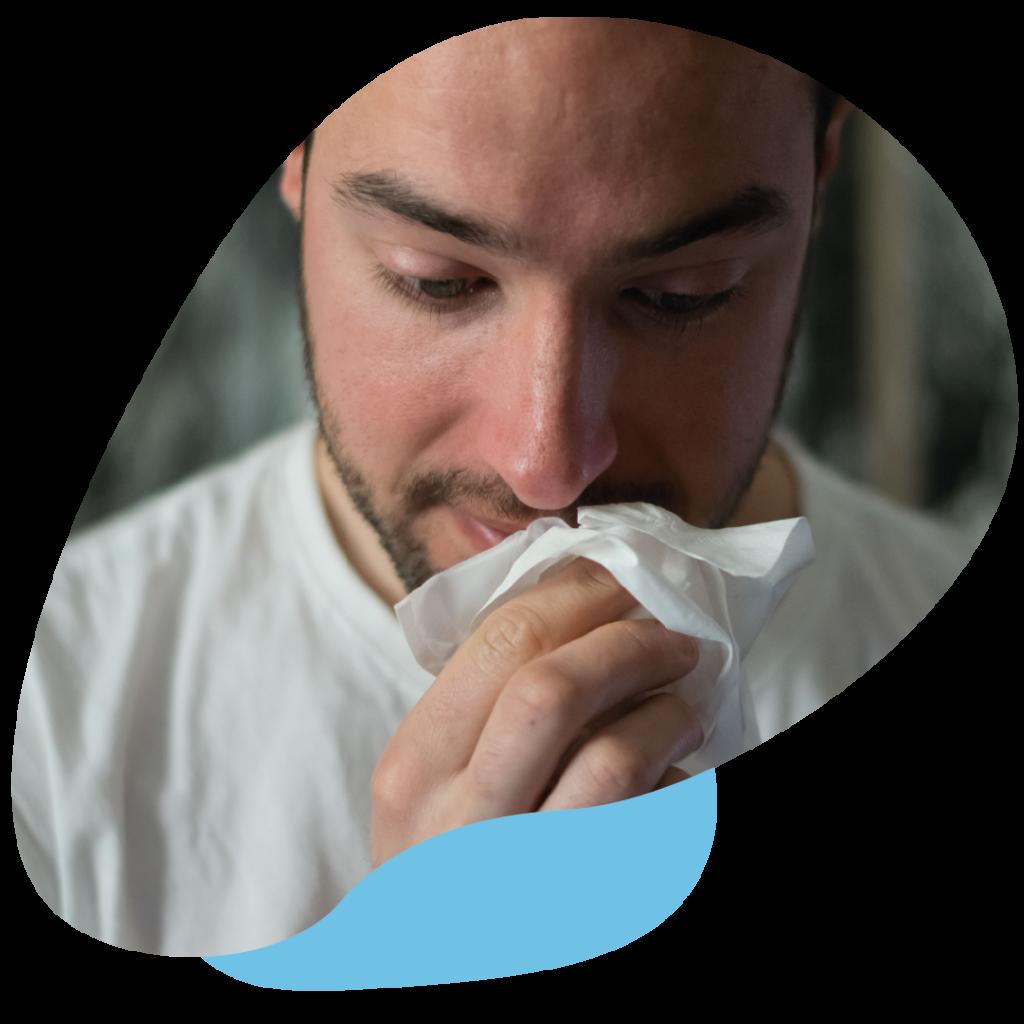 gezondheidsklachten ongezonde lucht