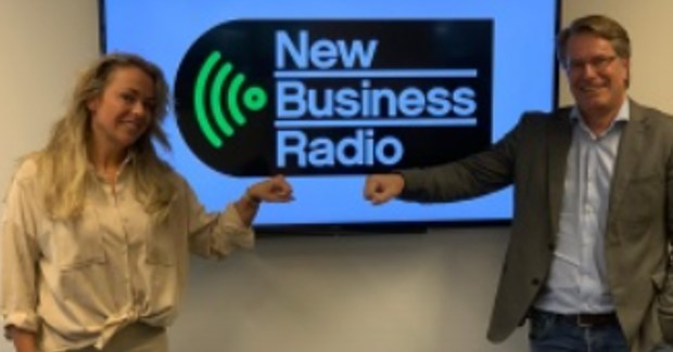 Radio interview New Business Radio
